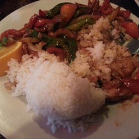 Photo taken at Thai Chef and Noodle Fusion by Jitin V. on 6/13/2013