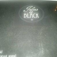 Photo taken at Julius is black by Anita B. on 11/17/2012