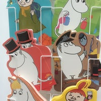 Photo taken at Moomin Shop by nettan on 9/16/2016