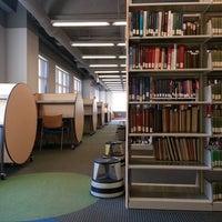 Photo taken at Brandel Library - North Park University by Lizelle M. on 2/24/2013
