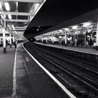 Photo taken at Richmond Railway Station (RMD) by Mike F. on 10/23/2013