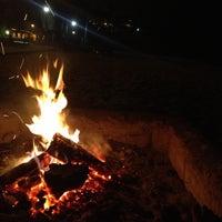 Photo taken at Aliso Beach by Jennifer Z. on 4/29/2013