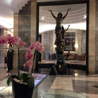 Photo taken at Marquis Reforma Hotel & Spa by Soledad T. on 11/10/2013