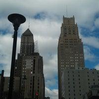 Photo taken at Newark, NJ by Nancy N. on 3/22/2013