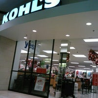 Photo taken at Kohl's by Clarence S. on 12/8/2012