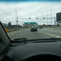 Photo taken at Third Avenue Bridge by Jeff on 10/19/2014