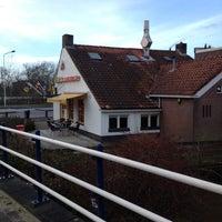 Photo taken at Snackbar Van der Wal by Alexander S. on 12/29/2013
