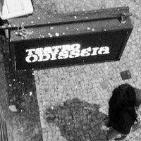 Photo taken at Teatro Odisséia by Samira D. on 10/7/2012