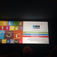 Das Foto wurde bei Kino Pod Baranami von Tatiana R. am 12/31/2014 aufgenommen