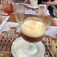Photo taken at Café de los Austrias by Alistair on 7/5/2014