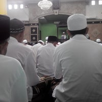 Photo taken at Masjid Jami Ar-Riyadh by Teguh W. on 3/7/2014