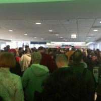 Photo taken at TSA Security Checkpoint by Eugene W. on 11/24/2012