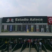 Photo taken at Estadio Azteca by ERCOCA on 5/11/2013