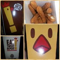 Photo taken at Burger King by MJ on 9/9/2014