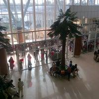 Photo taken at Sultan Syarif Kasim II International Airport (PKU) by Guns G. on 1/13/2013