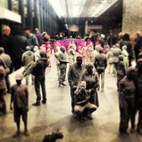 Das Foto wurde bei Lehmbruck Museum von Rouven K. am 3/21/2013 aufgenommen