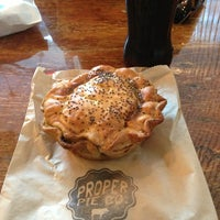 Photo taken at Proper Pie Co. by Caitlyn on 2/9/2013