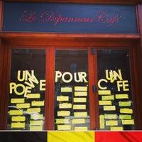 Photo taken at Le Dépanneur Café by Saber T. on 3/22/2016