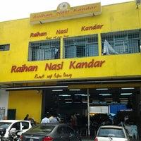 Photo taken at Restoran Raihan Nasi Kandar by sha i. on 2/22/2013