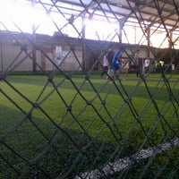 Photo taken at Cimahpar Futsal by Bayu T. on 9/15/2013