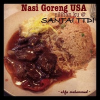 Photo taken at Santai Restaurant (TTDI) by Ahfa M. on 10/10/2012