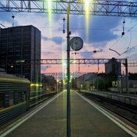 Photo taken at Kursky Rail Terminal by Фил on 7/3/2013