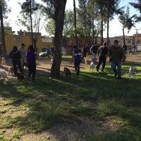 Photo taken at Adiestramiento Canino ORFEGUS by Mario Antonio S. on 10/3/2015