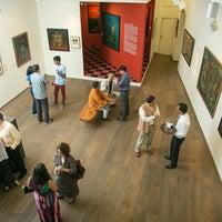 Photo taken at Delhi Art Gallery by Lufthansa on 3/1/2016