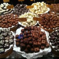 Photo taken at Lviv Handmade Chocolate by Julia on 10/1/2012