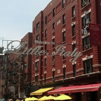 Photo taken at Little Italy by Ray W. on 6/22/2013
