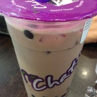 Photo taken at Chatime by Irena N. on 11/14/2013
