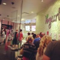 Photo taken at Yogurtland by Mike L. on 9/24/2012