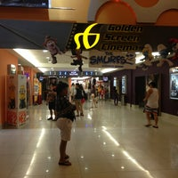 Photo taken at Golden Screen Cinemas (GSC) by Fify D. on 6/20/2013