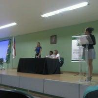 Photo taken at Reitoria by Ana Claudia M. on 9/24/2012