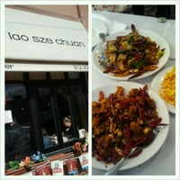 Photo taken at Lao Sze Chuan Restaurant by Annie G. on 4/20/2013