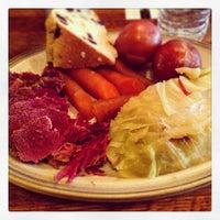 Photo taken at Truffles & Tortes Dessert Cafe by David O. on 3/17/2014