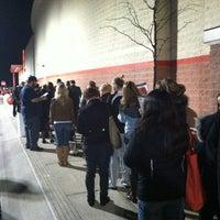 Photo taken at Target by Jennifer C. on 11/23/2012