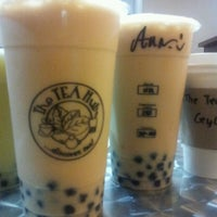 Photo taken at The Tea Hub by Minpha C. on 7/1/2013