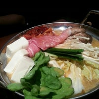 Photo taken at Watami Japanese Casual Restaurant by Eunice C. on 11/15/2012