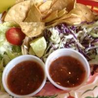 Photo taken at Yolanda's Tacos by Lindsay B. on 11/19/2012