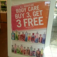 Photo taken at Bath & Body Works by MRCOOL .. on 1/30/2013