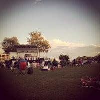 Photo taken at Roger Sherman Baldwin Park by Nick S. on 8/13/2015