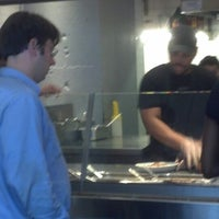 Photo taken at Chipotle Mexican Grill by David Z. on 10/4/2012