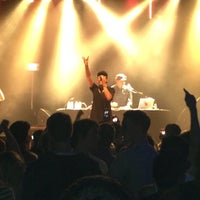 Photo taken at Virgin Mobile Mod Club by Ian S. on 7/12/2013