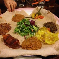 Photo taken at The Abyssinian by thechommery on 5/28/2015