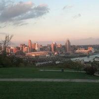 Photo taken at Devou Overlook by Steve K. on 10/19/2013