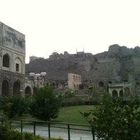 Photo taken at Golconda Fort by Yogesh J. on 1/8/2013