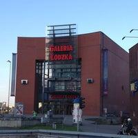 Photo taken at Galeria Łódzka by Gorkem A. on 7/7/2013