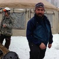 Photo taken at Saddleback Mountain by Kai A. on 3/20/2014