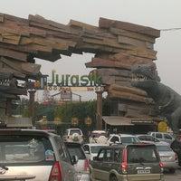 Photo taken at Jurasik Park by Rahul A. on 10/9/2013